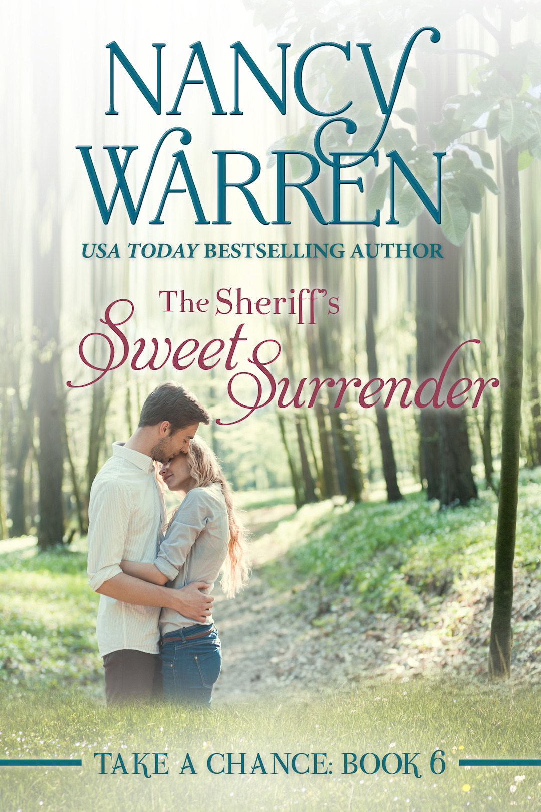 The Sheriff's Sweet Surrender (Take a Chance Book 6)