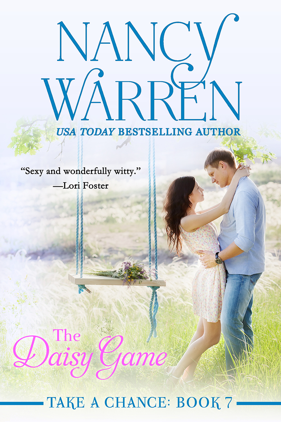 The Daisy Game (Take a Chance Book 7)