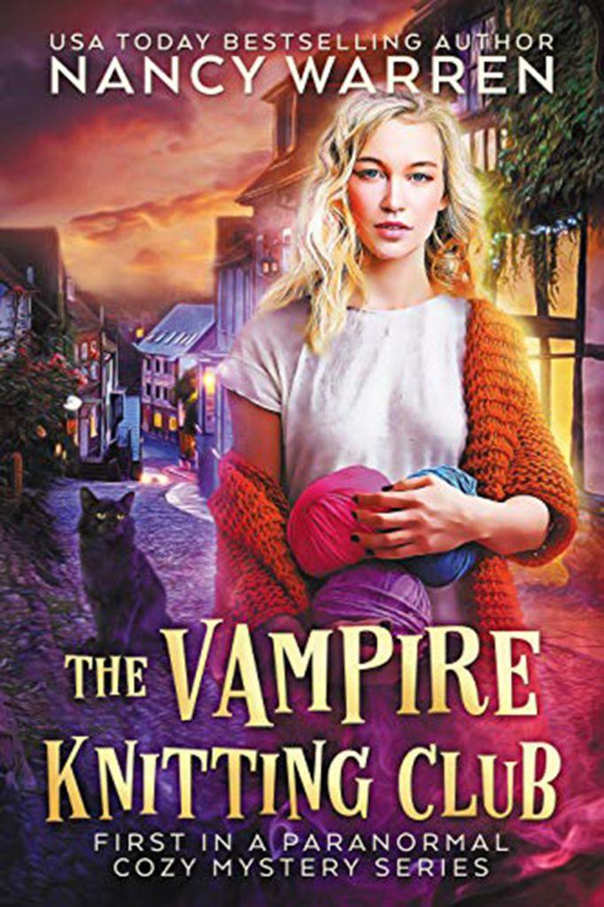 The Vampire Knitting Club (Vampire Knitting Club Book 1)