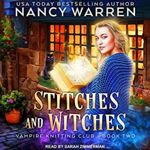 Stitches and Witches (Book 2) Audiobook