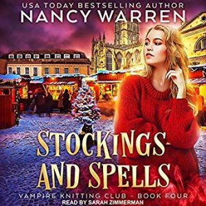 Stockings and Spells (Book 4) Audiobook