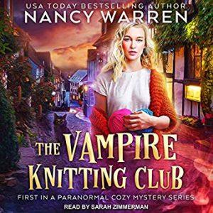 The Vampire Knitting Club (Book 1) Audiobook