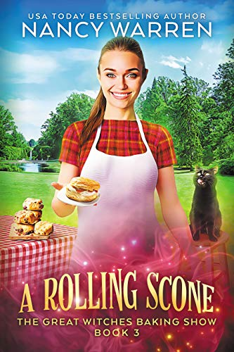 A Rolling Scone (The Great Witches Baking Show Book 3)