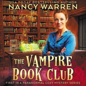 The Vampire Book Club Audiobook