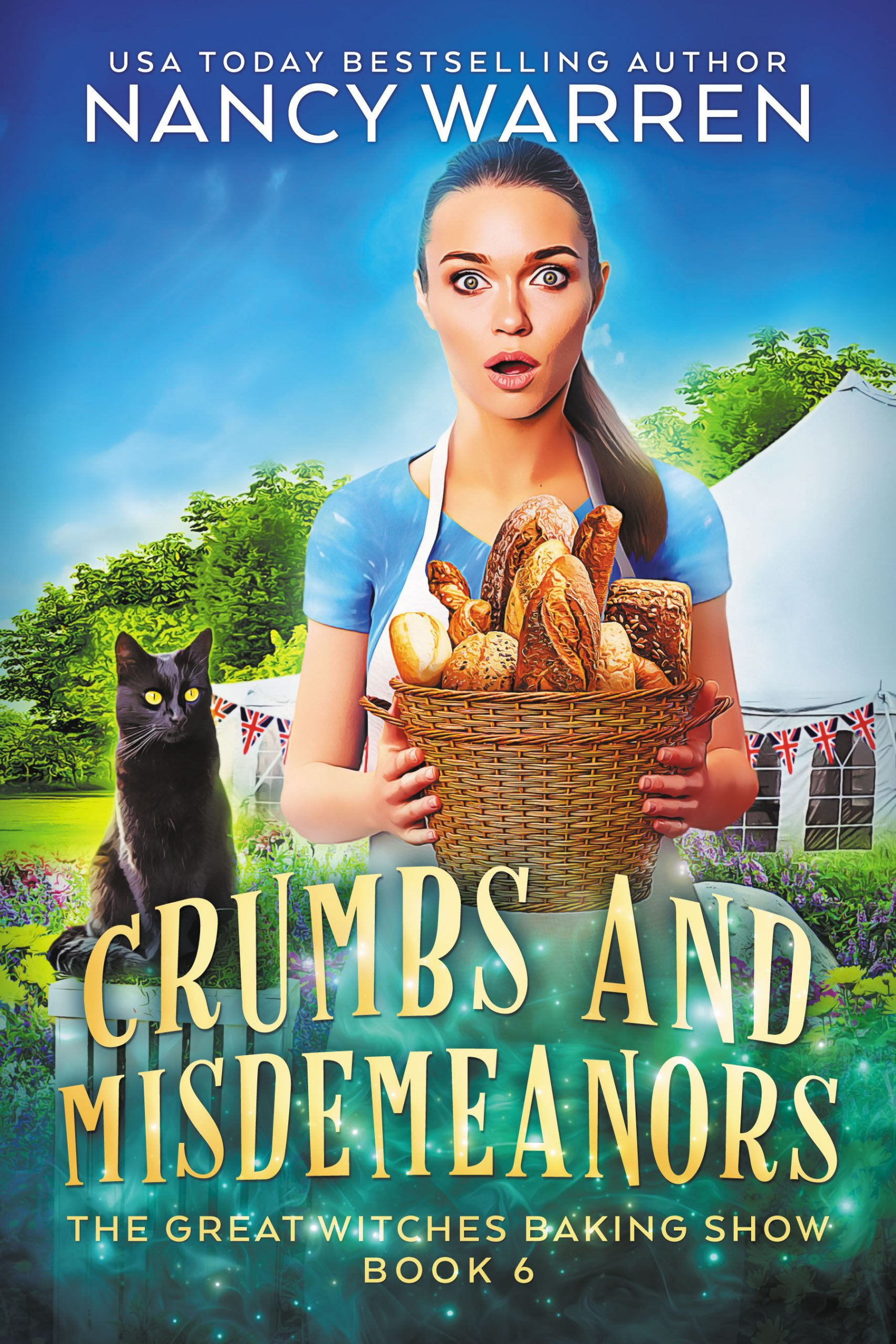 Crumbs and Misdemeanors by Nancy Warren