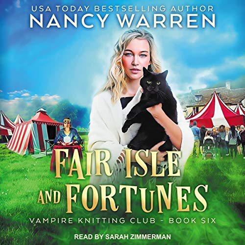 Fair Isle and Fortunes Audiobook cover by Nancy Warren