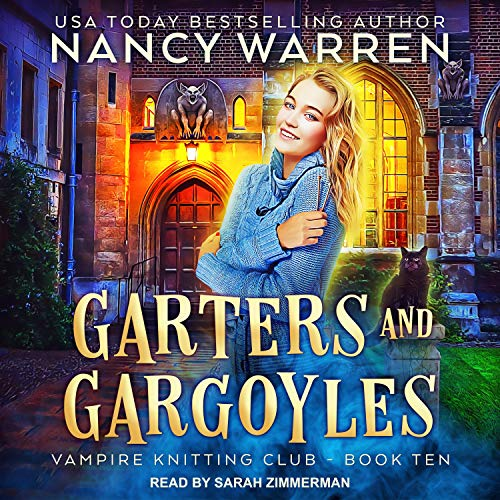 Cover of Garters and Gargoyles Audiobook by Nancy Warren