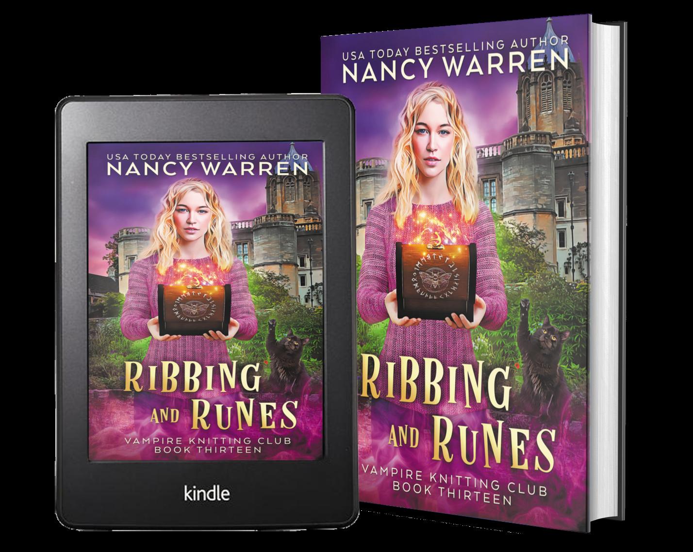 Ribbing and Runes