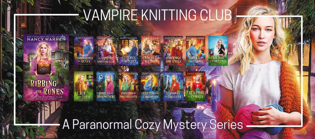 Vampire Knitting Club