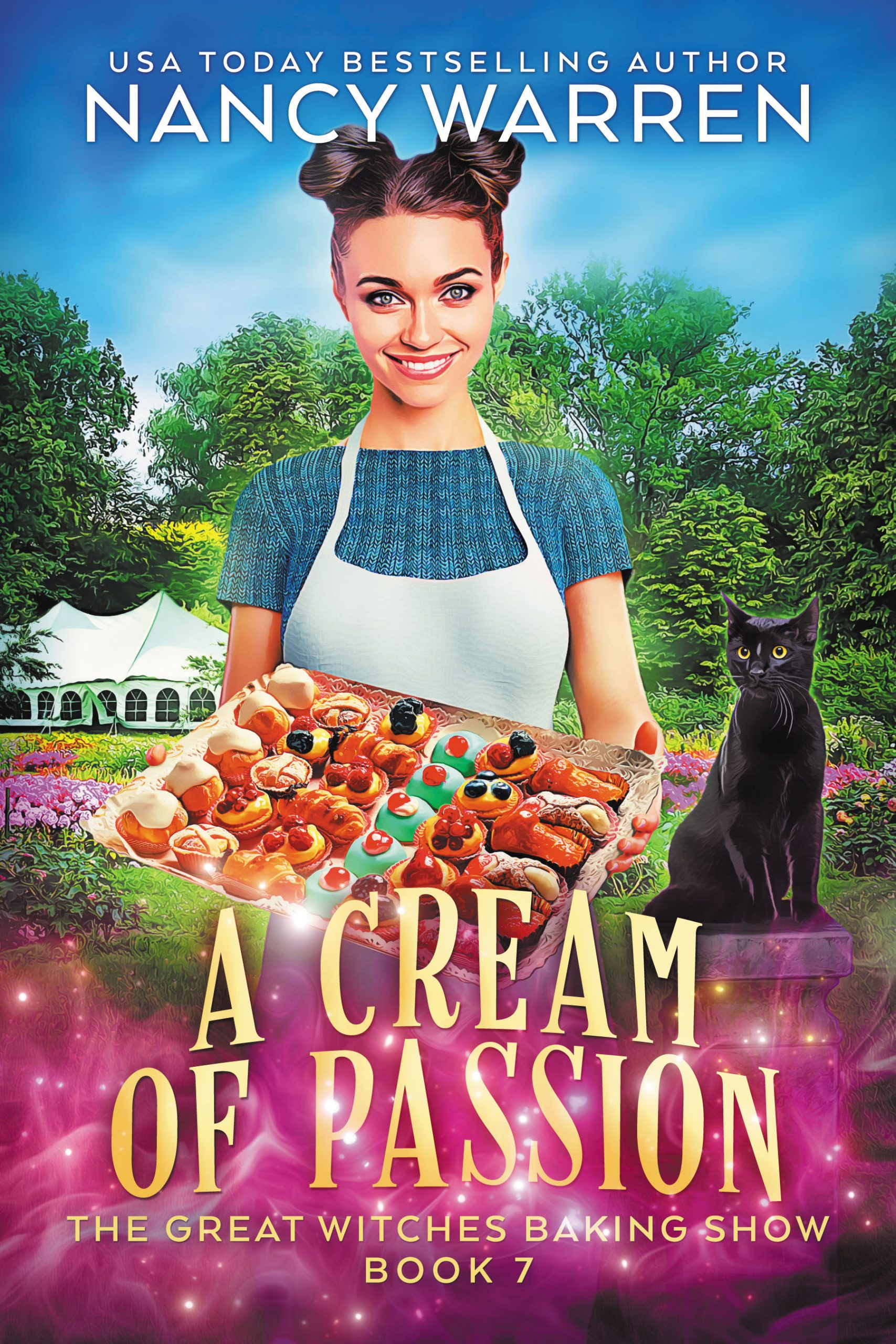 A Cream of Passion Cover - by Nancy Warren