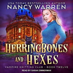 Herringbones and Hexes (Book 12) Audiobook