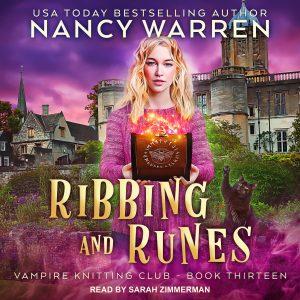 Ribbing and Runes (Book 13) Audiobook