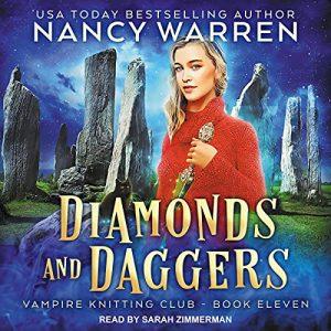 Diamonds and Daggers (Book 11) Audiobook